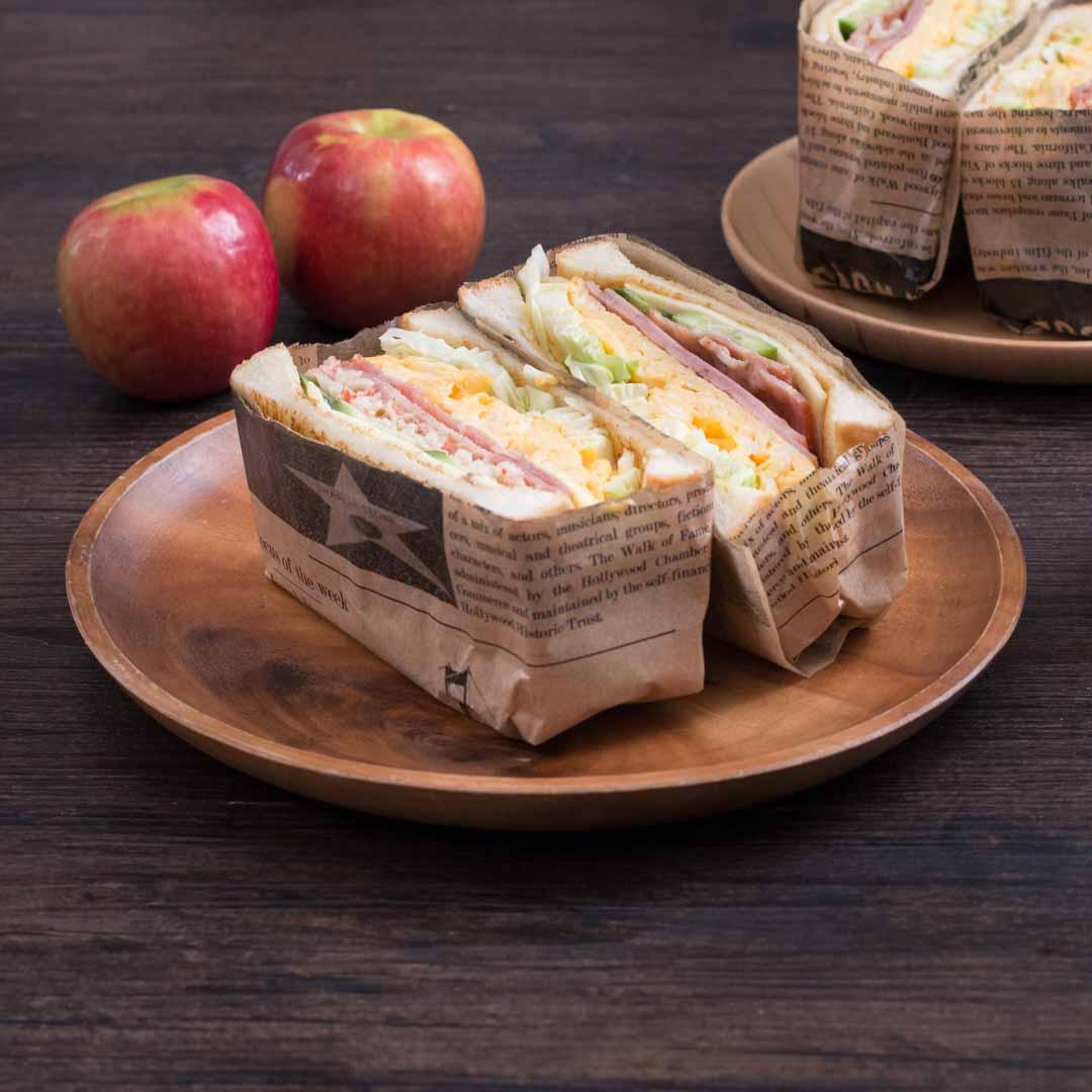 韩式三明治