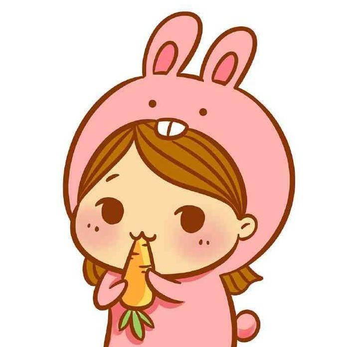 吃胡萝卜的小兔🐰